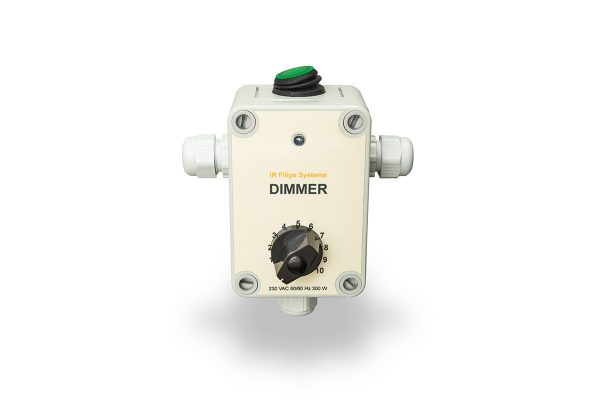 Option - Dimmer mit Schalter